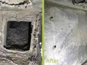 Air Duct Cleaning NYC Before and After