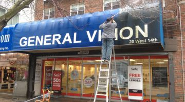 awning cleaning manhattan
