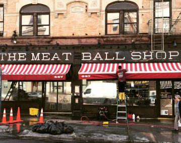 Awning Cleaning NYC