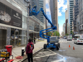 Façade Cleaning NYC