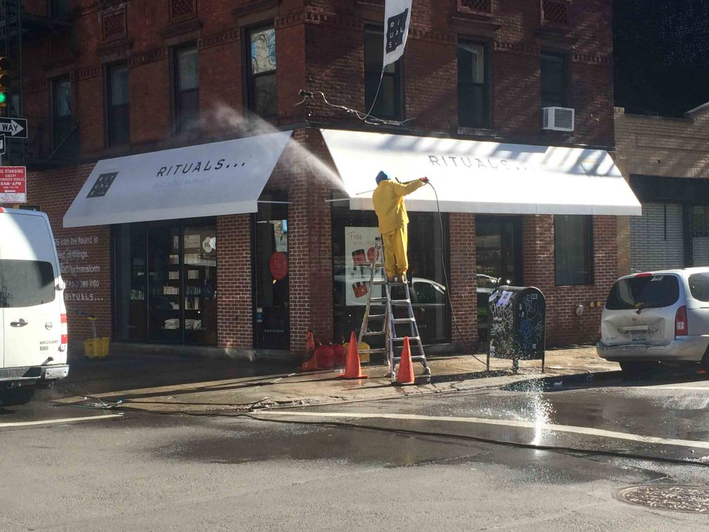 The Best Awning Cleaning In Nyc All Bright Services