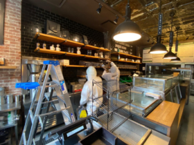 restaurant disinfection services