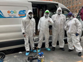disinfection services nyc